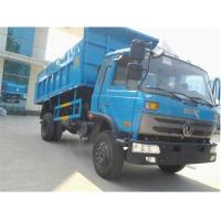 Quality dongfeng 170hp 10ton-12ton garbage dump truck for sales for sale