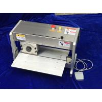 Quality Blade Moving FR4 Alu PCB Board Depaneling Machine With Linear Blades for sale