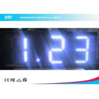 """Quality Waterproof 8"""" Led Gas Price Display Ip67 / Electronic Gas Price Signs for sale"""