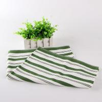 Buy cheap White And Green Kitchen Tea Towels , Printed House Kitchen Dish Cloths from wholesalers
