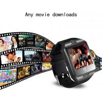 Quality Bluetooth Watch MTK6261D CPU for whatapp, Twitter, facebook Android watch with Wifi and bluetooth phone usa for sale