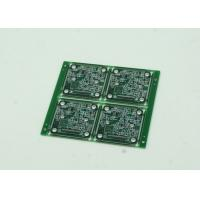 Quality 4 Up Array PCB Printed Circuit Board With Tooling Holes Fiducial Marks for sale