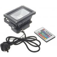 Quality High Power Outdoor LED Flood Light 10 Watt Color Changing Cool White AC 85V - 265V for sale