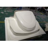 Pressure Hdpe Vacuum Forming Thermoforming Thick Plastic Part Aluminum Mold