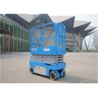 Commercial Self Propelled Scissor Lift 2.76*1.25*2.6m Overall Dimensions for sale