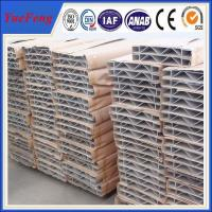 Quality Hot! aluminium extruded linear track, aluminum supplier OEM aluminium extruded panel for sale