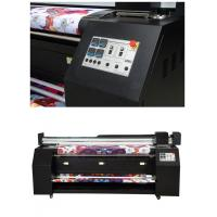 Quality Large Format Digital Printing Machine Electro thermal Heating Tension Control for sale