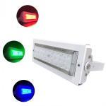 Quality christmas led light Outdoor decoration rgb led flood light IP65 led pcb module RGB flood light for sale