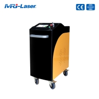 Quality Industrial 100W Rust Cleaning Laser 3m Cable Length With 7 Inch Touch Screen for sale
