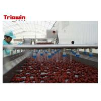 Quality High Speed Automatic Fruit And Vegetable Processing Line Red Date Crusher for sale