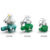 Quality 10m³ / h Professional Centrifugal Oil Separator Self-Cleaning For Crude Palm Oil for sale