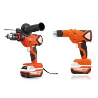 China 2.0Ah Professional Work Power Tools Cordless Drill Light Duty Hammer Impact for sale