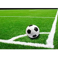 Buy cheap Hard Wearing Football Sports Soccer Artificial Grass Slip Resistant Landscaping from wholesalers