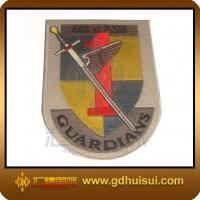 Quality self-adhesive embroidery patch for sale