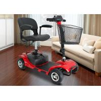 Quality Home Care Lightweight Mobility Scooter , Battery Operated Scooter For Handicapped for sale