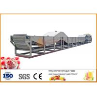 Quality Automatic Turnkey Tomato Ketchup Sauce Jam Production Line ISO9001 Certification for sale
