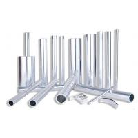 Buy Brown Anodized 3003 Seamless Aluminium Round Tube with Small Tolerance Clutch Cylinder at wholesale prices