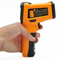 Custom Handheld Infrared Thermometer K - Type Temperature Probe Super Quick Response for sale