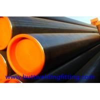 Quality Black Fluid API Carbon Steel Pipe 1/2 - 72 Inch 5S - XXS ASTM A105 A106 Gr.B for sale