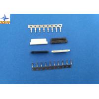 Quality UL94V-0 Gold-plating Connector Crimp Terminals With 1.25mm Pitch Tin - Plated Contact for sale