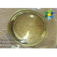 Quality Yellow Oil Liquid Anabolic Injectable Steroids , Legal Steroids Injections CAS 303-42-4 for sale