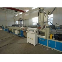 China Water Supply 75KW PPR Plastic Pipe Production Line on sale