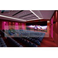 Quality Luxury Design 4D Movie Theater Motion Chair Cinema System for sale
