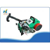 Quality Light Pvc Vinyl Banner Welding Machine / Systems With Leister Hot Air Gun for sale