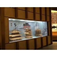 Quality Transparent Seamless Lcd Video Wall With Controller 55 Inch High Brightness for sale