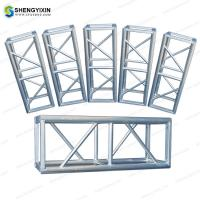 China Wholesale aluminum DJ lighting stage event display Different Shape 300mm Triangle Steel Aluminum Box Sport Event Truss for sale