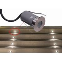 Buy DMX Warm White 3Watt LED In-ground Driveway Lights with 30° Beam Angle at wholesale prices