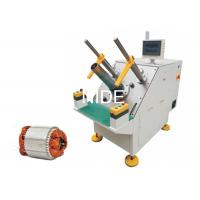 Quality Three Phase Motor Stator  Semi-automatic Coil Winding Inserting Machine for sale