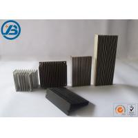 Quality Magnesium Alloy Radiators Heat Sink Extrusion Profiles Multi Material Model for sale