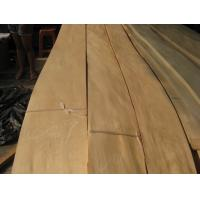 Quality Natural Chinese Birch Wood Veneer Sheet Crown/Quarter Cut for sale