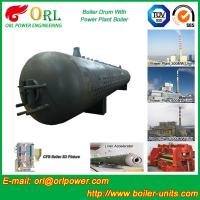 Buy Customization Diesel Boiler Drum Thermal Insulation With Water Tube at wholesale prices