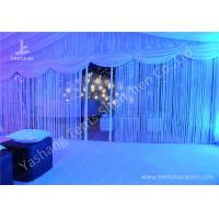 Quality Beautiful Partition Wall Decorated Aluminum Large Outdoor Wedding Tents 20x30M for sale