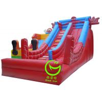 Quality 2016 hot sell  inflatable spiderman slide with 24months warranty GT-SAR-1628 for sale