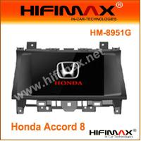 Quality 7''Car Multimedia(DVB-T optional)Special for Honda Accord 8 for sale