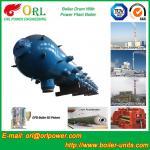 Quality Petrochemical industry solar boiler mud drum ASME certification manufacturer for sale