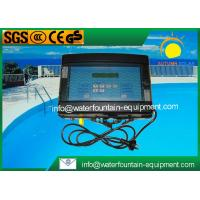 Quality Pool Controller Automatic Pool Dosing Systems 3 In 1 With ORP Sensors / Dosing Pumps for sale
