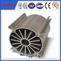 Quality High quality aluminum profiles with anodizing aluminum extrusion heatsink profile supplier for sale