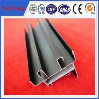 Quality Hot! anodized extruded aluminium profile supplier, industrial aluminum extrusion suppliers for sale
