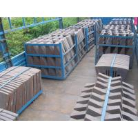 Quality Low Cr Alloy Steel  Mill Lining Are Designed For High Abrasion Performance Good Surface Quality for sale
