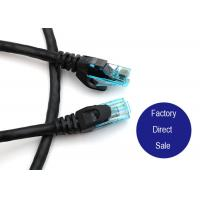 Buy cheap PVC PE Copper Pass Fluke Snagless Patch Cable with RJ45 UTP Plug Cat6 UTP from wholesalers