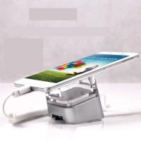 COMER New acrylic display alarm security charging holders for tablet android mobile iphone for sale
