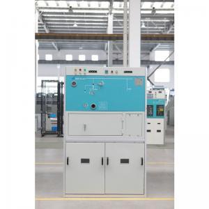 Sf6 High Voltage Switchgear With Three Phase Indoor AC Single Busbar Ring Main Unit Switchgear