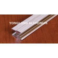 Quality Metal Building Material Wardrobe Aluminium Profile For Industrial Corrosion Resistance for sale