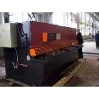 Buy Mild Steel CNC Hydraulic Shearing Machine To Cut Metal Plate at wholesale prices