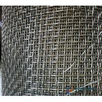 Quality Stainless Steel Plain Weave/Crimped Wire Mesh Used for Vibrating Screen for sale
