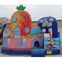 Buy buy inflatable bouncy castle direct from china manufacture GT-BC-1843 at wholesale prices